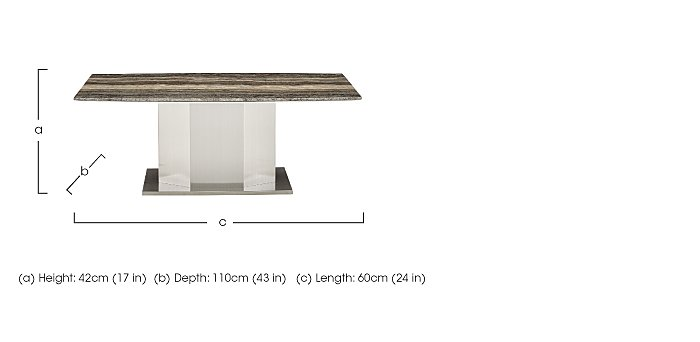 Long Island Coffee Table  in {$variationvalue}  on FV