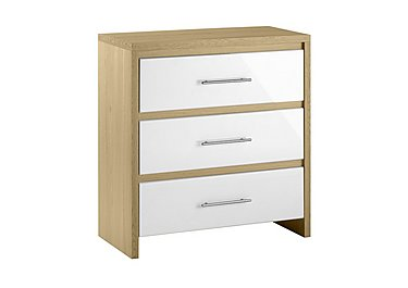 Lorelle 3 Drawer Chest