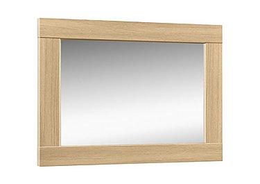 Lorelle Mirror in  on Furniture Village