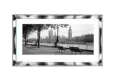 London View Mirror Frame in  on FV
