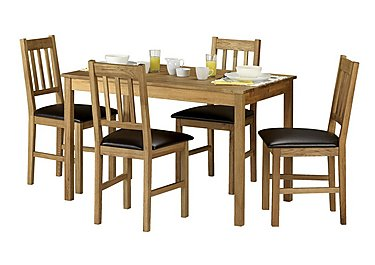 Larwood Oak Dining Table in  on FV