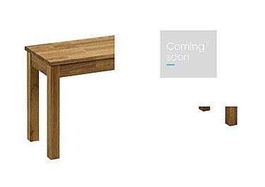 Larwood Oak Bench in  on FV
