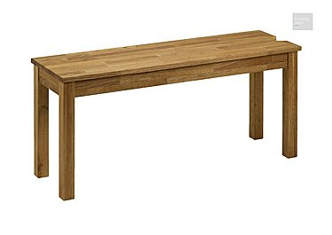 Larwood Oak Bench  in {$variationvalue}  on FV