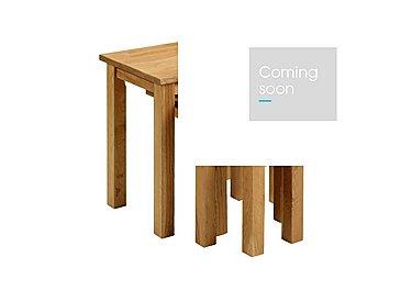 Larwood Oak Nest of 3 Tables in  on FV