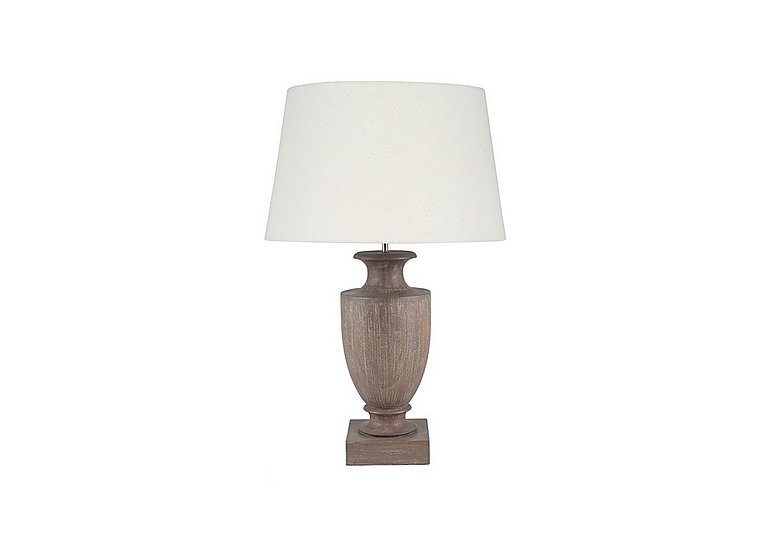Louise Table Lamp in  on Furniture Village