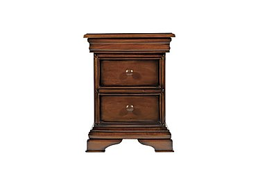 Loxley 3 Drawer Bedside Table in  on FV