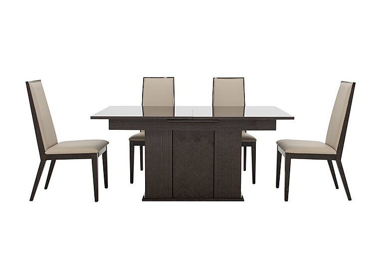 Lorenzo Extending Table and 4 Chairs