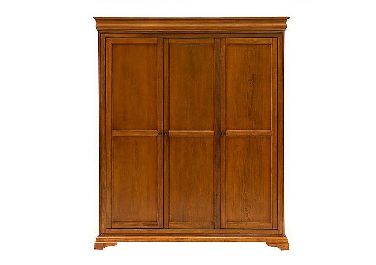 Louis Philippe Triple Wardrobe
