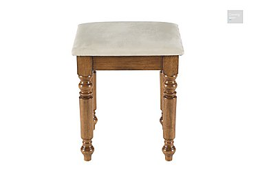 Louis Philippe Bedroom Stool  in {$variationvalue}  on FV