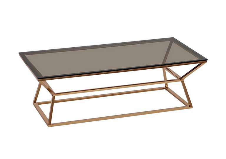 luxe coffee table - furniture village