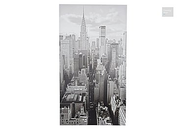 Manhattan Canvas Picture  in {$variationvalue}  on FV