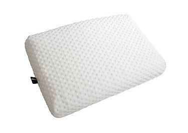 SuperSoft Slim Pillow in  on Furniture Village