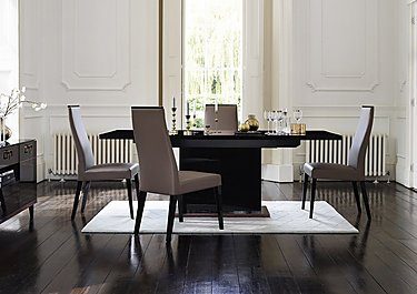 Marco Polo Extending Table in  on Furniture Village