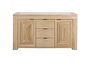 Maze Large Oak Sideboard in  on FV