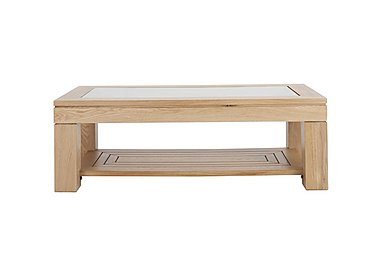 Maze Oak Coffee Table