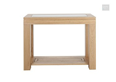Maze Oak Console Table  in {$variationvalue}  on FV
