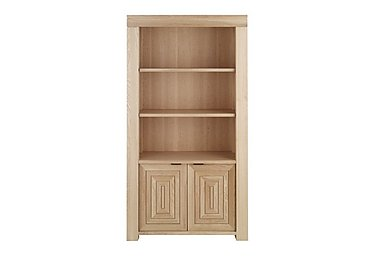 Maze Tall Oak Bookcase in  on FV