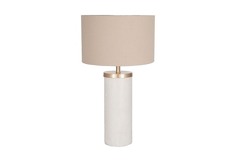 Madie Tall Table Lamp in  on Furniture Village