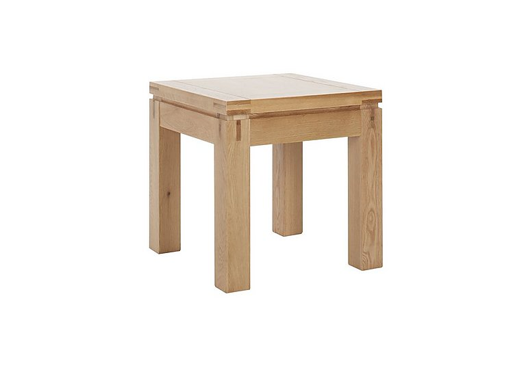 Modena Oak Lamp Table in  on FV