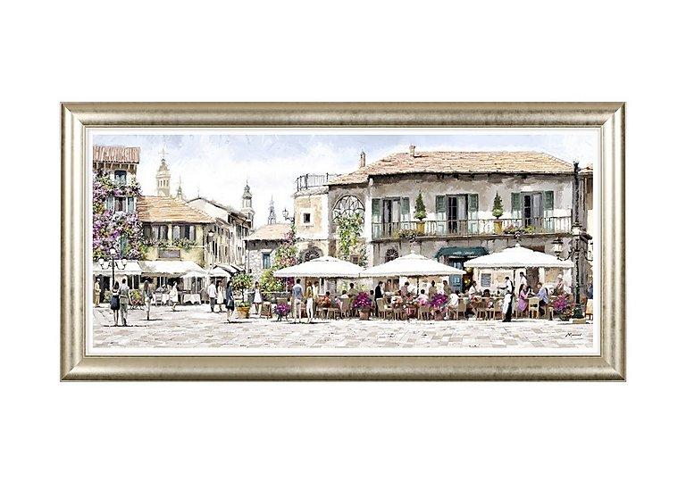 Mediterranean Al Fresco