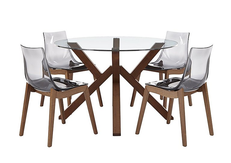 Mikado Dining Table and 4 Chairs