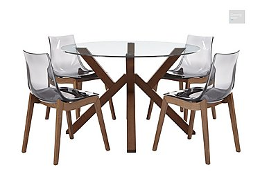 Mikado Dining Table and 4 Chairs  in {$variationvalue}  on FV