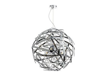 Melba 12 Light Pendant in  on Furniture Village