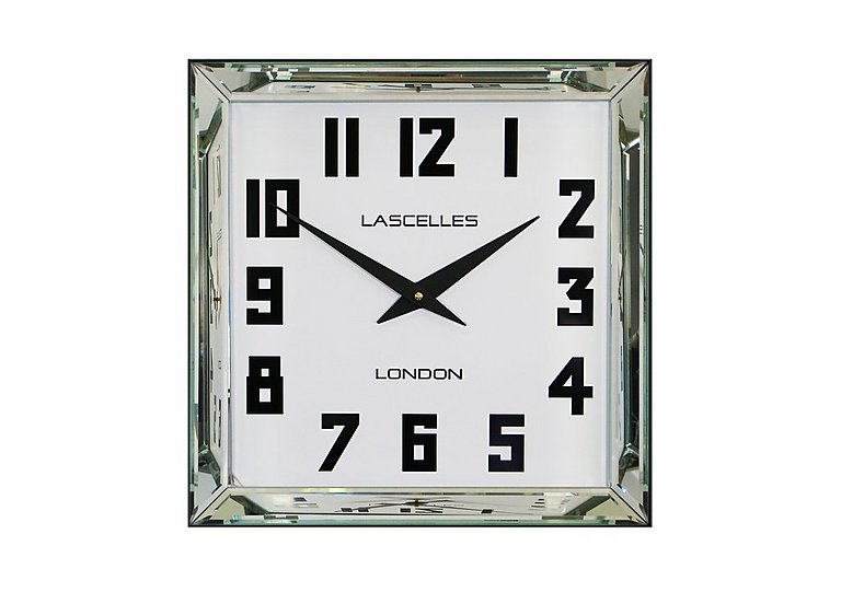 Manhattan Mirror Clock in  on Furniture Village