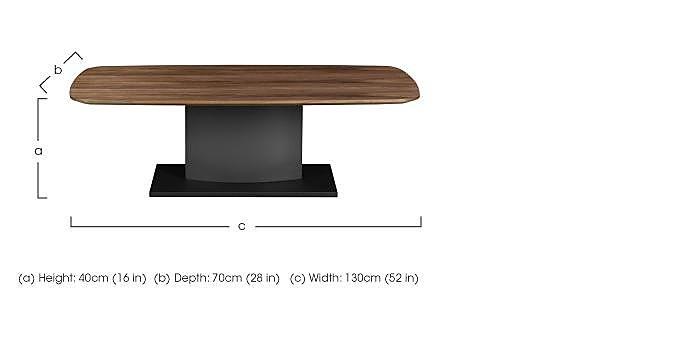 Moda Coffee Table in  on Furniture Village