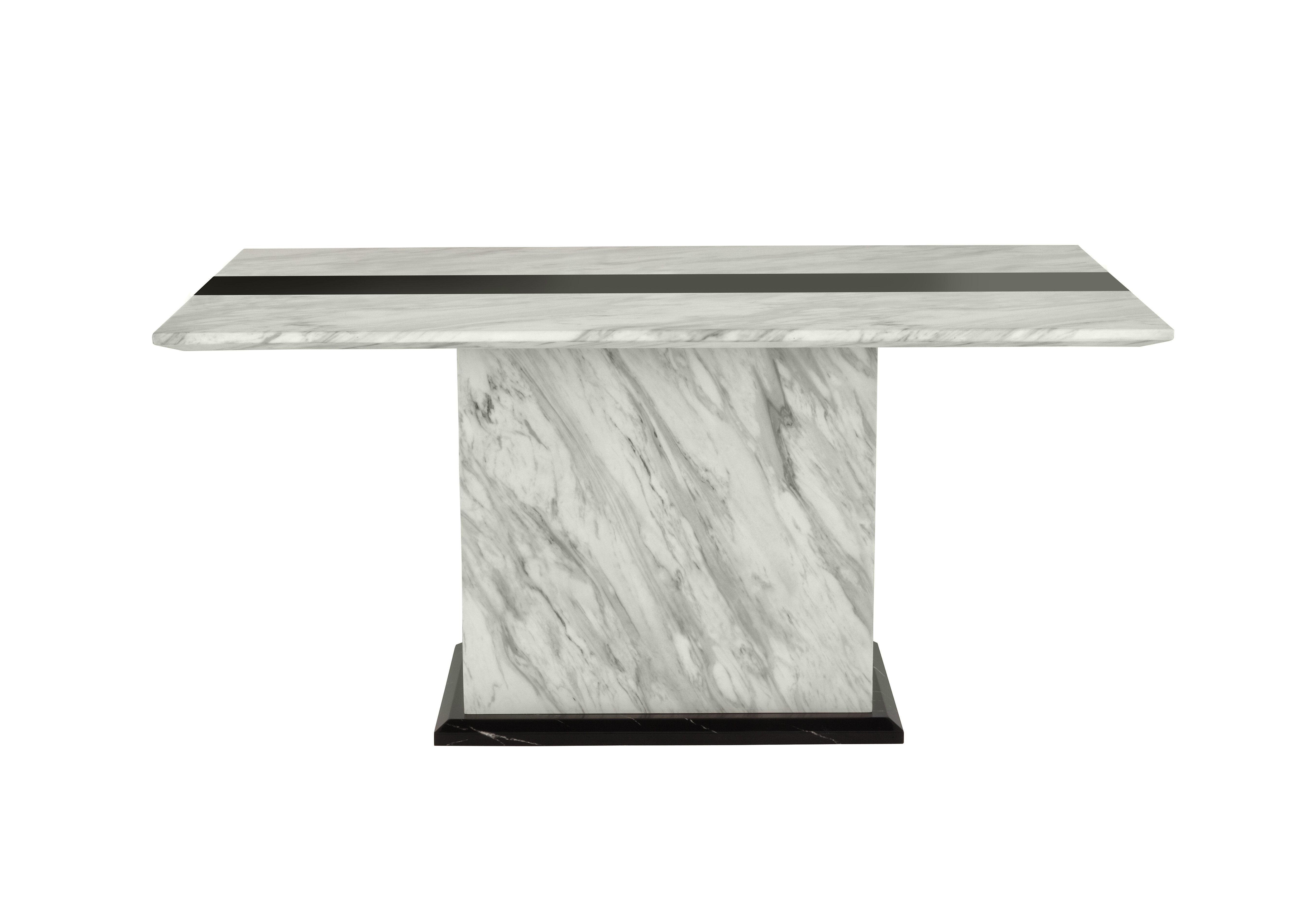Furniture Village Aftercare mont blanc dining table - furniture village