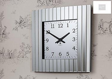 Metropolis Wall Clock  in {$variationvalue}  on FV