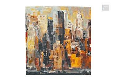 New York New York Canvas  in {$variationvalue}  on FV
