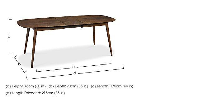 Nexus 6 Seater Dining Table