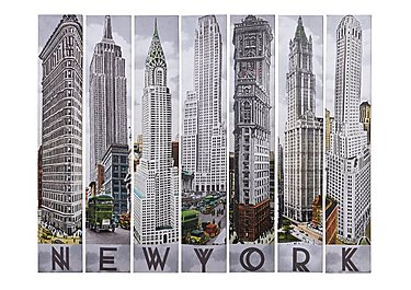 Seven Set New York Picture in  on FV
