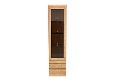 Orbit Tall 1 Door Display Unit