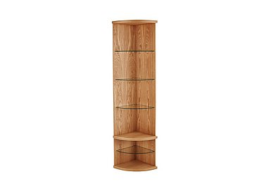 Orbit Tall Corner Unit in  on Furniture Village