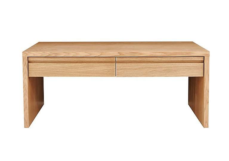 Orbit 2 Drawer Coffee Table in  on FV