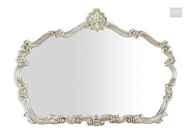 Silver Leaf Ornate Mirror  in {$variationvalue}  on FV