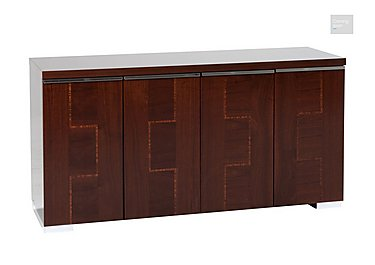 Palermo 4 Door Sideboard  in {$variationvalue}  on FV