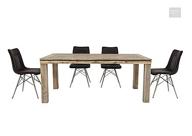 Panay Dining Table and 4 Chairs  in {$variationvalue}  on FV