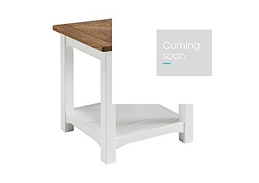 Parquet Lamp Table in  on FV