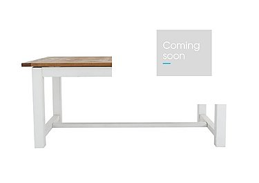 Parquet Extending Dining Table in  on FV