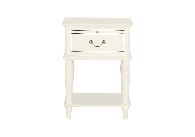 Penelope 1 Drawer Nightstand in  on Furniture Village