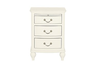 Penelope 3 Drawer Nightstand in  on FV