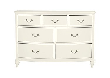 Penelope 7 Drawer Chest in  on FV