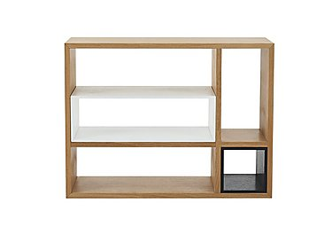 Pelham Low Shelving Unit in  on Furniture Village