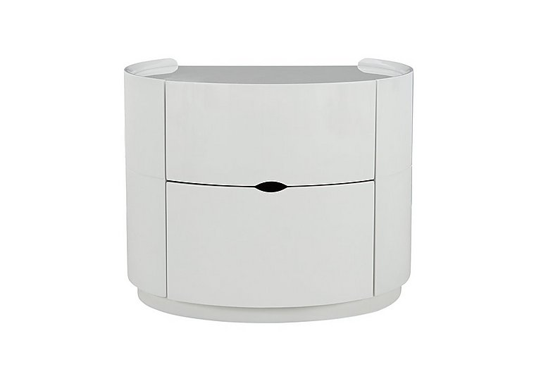 Polar Bedside Table in  on FV