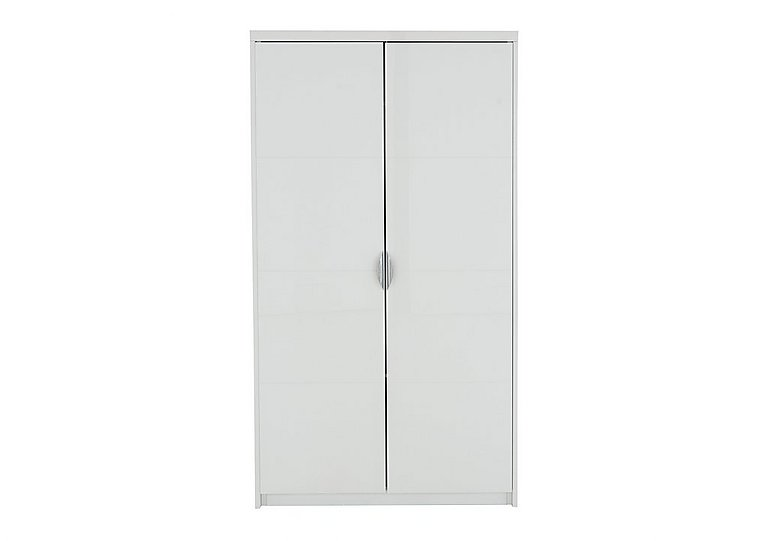Polar Hinged Wardrobe