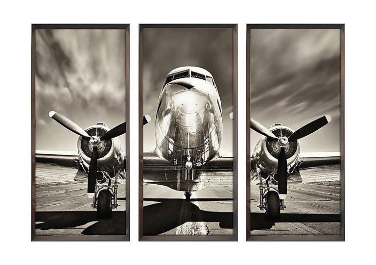 Plane Triptych