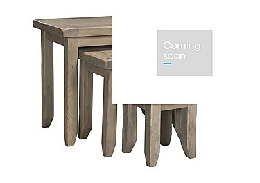 Provence Nest of Oak Tables in  on FV
